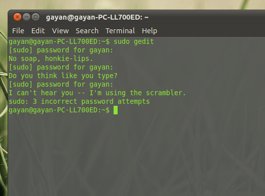how to get linux commands on ios terminal
