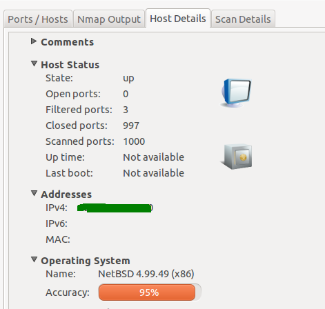 Network Host & Port Scanner for Ubuntu Linux - Umit