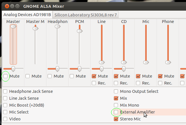 lenovo audio driver for ubuntu