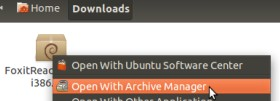 opening-with-Archive-manager