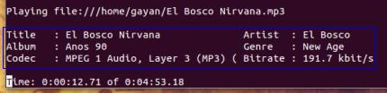 [Ubuntu] GST123: Command-line Based Multimedia Player Playing-an-audio-file
