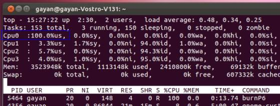 How to Assign a Process to a Certain CPU Core in Ubuntu Linux