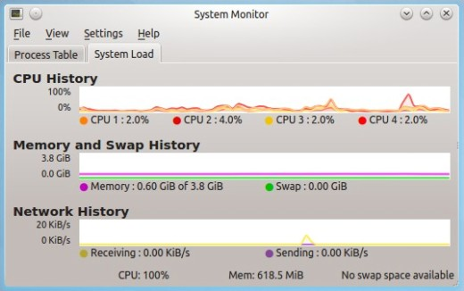 KDE-system-monitor-with-graphs-tab