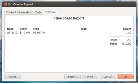Time-Sheet-Report-window-in-Kapow