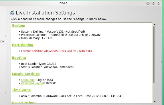 Installation-overview-in-SUSE-12.2