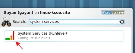 Launching-system-services-in-openSUSE