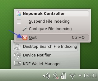 Quiting-Nepomuk-from-the-notification-area