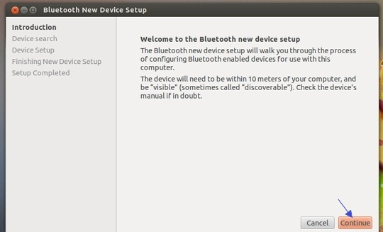 Setting-up-a-new-device-using-the-Bluetooth-manager