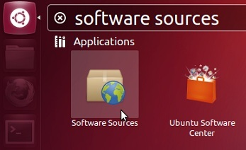 Searching-for-software-sources-in-Dash