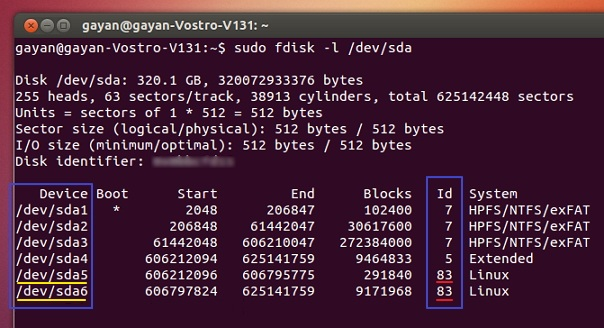 fdisk-listing-a-hard-disks-partition-table-in-Ubuntu-12.10