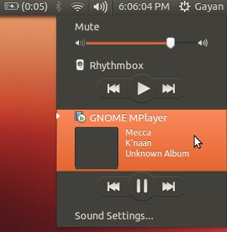 'Gnome-Mplayer'-with-Indicator-sound-support