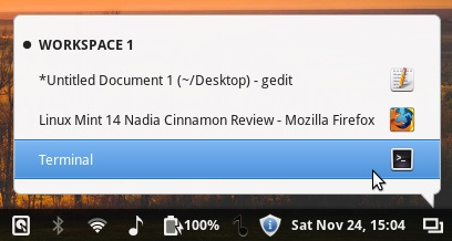 Window-list-applet-Cinnamon