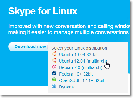 Downloading-the-proper-Skype-4.1-package-for-Linux-Mint-14