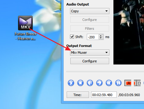 How to Fix an Incorrect Audio/Video Sync Setting and Save it