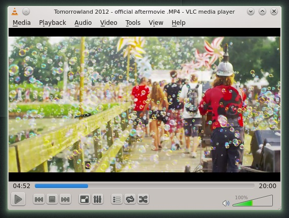 Install VLC 2 0 5 on openSUSE 12 3 (KDE)