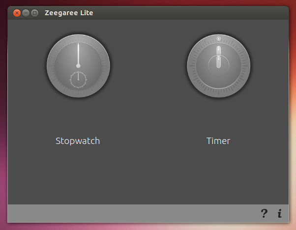 'Zeegaree Lite' running on Ubuntu 13.04