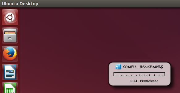 'Compiz' frame rate on an idle desktop - Ubuntu 14.04 LTS