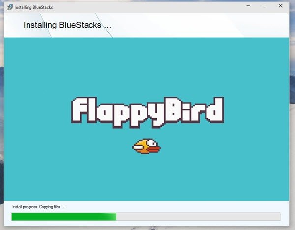 Skip Graphics Driver Check bluestacks