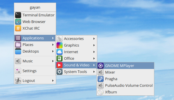 Application-menu-desktop-context-menu-of-Semplice-2015