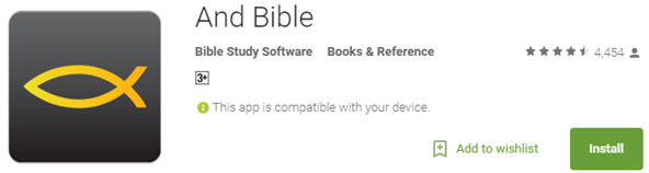 and bible best app for android 2015