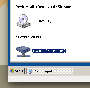 Enable Internet Access to Windows XP VM (VirtualBox 5)